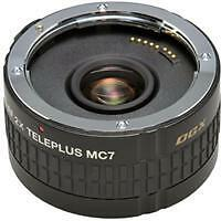 Kenko 2X Teleplus MC7 DGX Teleconverter - Nikon AF