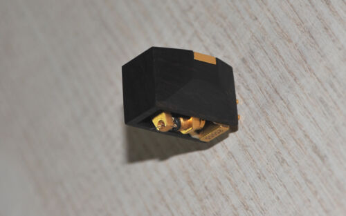Tonabnehmer NEW Exclusive Ebony Wood Body for BENZ MICRO Glider Cartridge