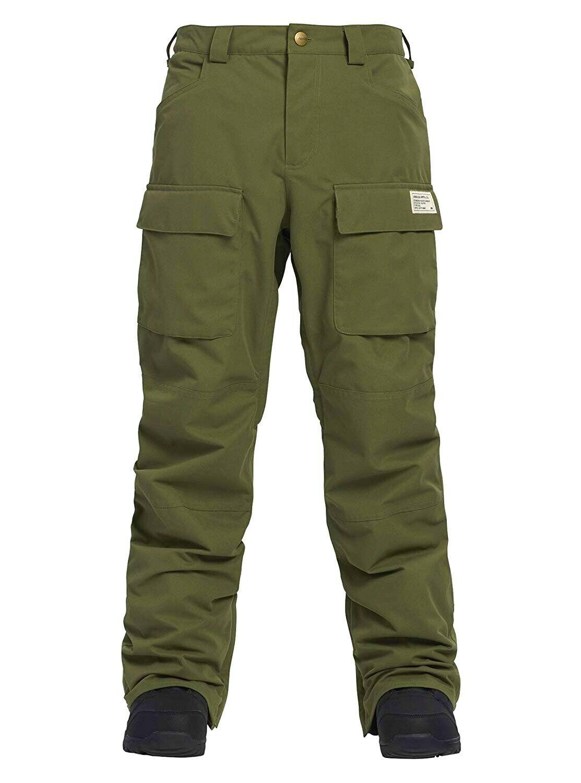 ANALOG Men's MORTAR Snow Pants - Dusty Olive - XL - NWT