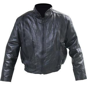 Superior Leather Metro 1 Leather Jacket Men's size 36