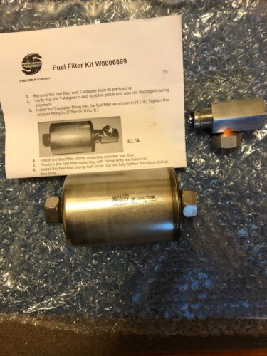 Workhorse Fuel Filter With Adapter W8006889