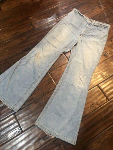 Vintage Lee Jeans 1970's Bell Bottoms