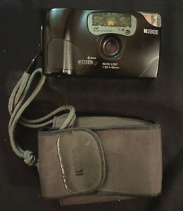Ricoh-Shotmaster-AF-SUPER-35mm-Fixed-Lens-Compact-Camera-Tested-New-Battery