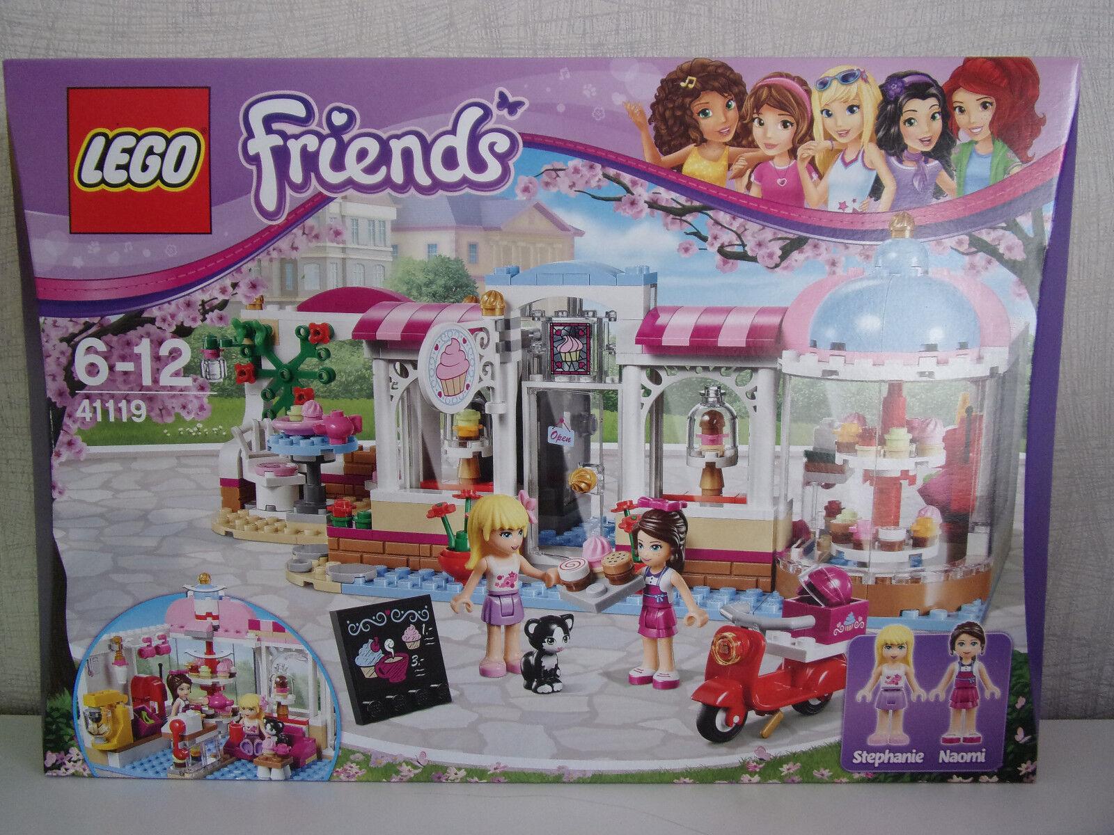 Lego Lego Lego Friends - 41119 Cupcake-Cafe - Neuf et Emballage D'Origine cf75d7