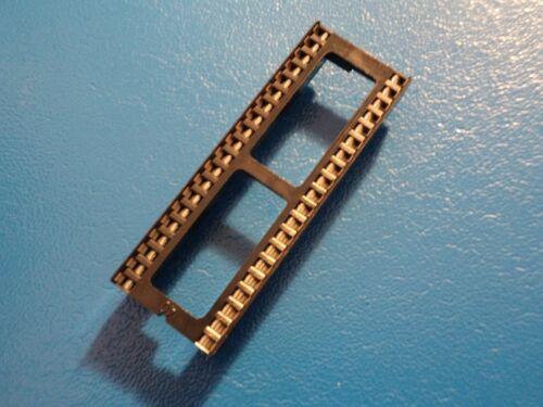 40 PIN  DIL IC  STANDARD  PIN SOCKET  QTY= 1