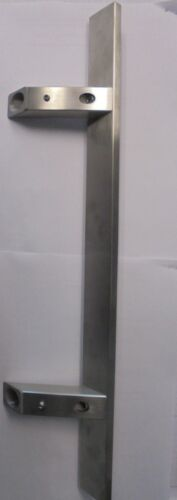 Behle porte tiges poignée plate es4010.18.500.300 Acier Inoxydable Kit Montage 182.3