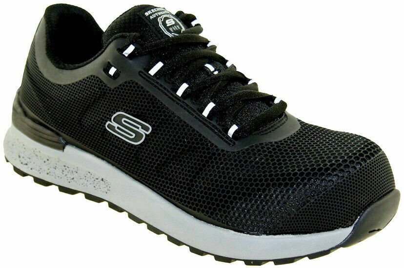 SAFETY TOE MEMORY FOAM SHOES