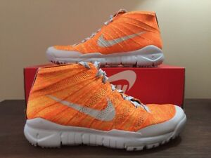 best service 669d2 71327 Image is loading New-Nike-Mens-Flyknit-Trainer-Chukka-SFB-SP-