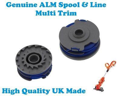 ALM Spool /& Line Ryobi RLT4027 RLT5027 RLT6030 RAC123 Triple Pack