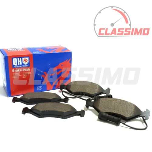 Quinton Hazell Front Brake Pads Set of 4 for FORD ESCORT MK 3 /& 4-1980-1990
