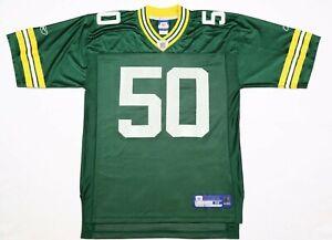 Herren-Vintage-REEBOK-NFL-Trikot-Hip-Hop-T-Shirt-American-Football
