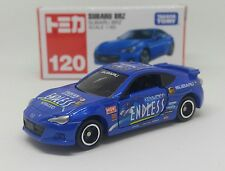 Takara Tomy Tomica ~ No.120 SUBARU BRZ ENDLESS Racing Edition