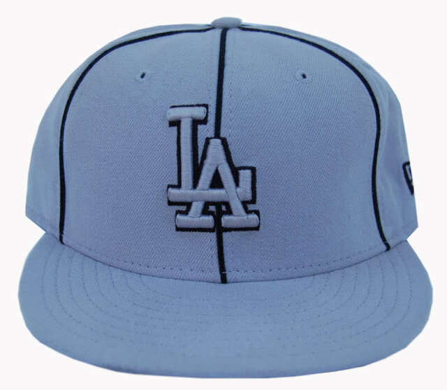 NEW ERA Los Angeles DODGERS 39THIRTY The Plate MLB Hat Cap