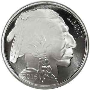 1 Oz Fine Silver One Dollar 2017