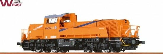 Brawa 42763 Locomotora Gravita 10BB Northrail Corriente Alterna Digital H0 Neu &