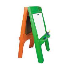Lavagna doppio cavaletto gioco per bambini PVC Cm. 107 x 68 x 67