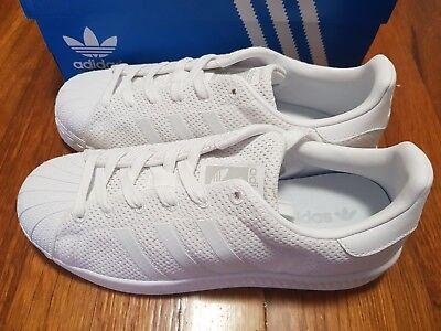 Adidas Kids Superstar Bounce BY1589 White Size 6 889772518513 | eBay