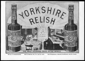 1899-Antique-Print-ADVERTISING-Yorkshire-Relish-Delicious-Sauce-07