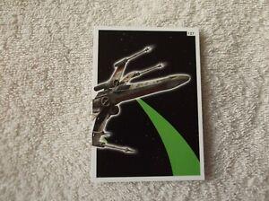Topps-Star-Wars-Force-Attax-034-X-WING-STARFIGHTER-034-127-Rebel-Alliance-Card