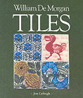 William De Morgan Tiles by Jon Catleugh, etc. (Paperback, 1991)