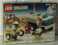 Lego Town : Space Port 6459 Fuel Truck Sealed