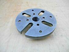 New Listingcraftsman Lathe Face Plate 5 14 Diameter 1 8 Tpi