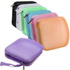 Multicolor CD Album Wallet Holder Carry DJ Media Video Storage Case Bag 40 Disc