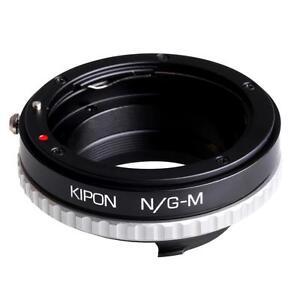 Adaptateur-Kipon-pour-Objectifs-Nikon-G-sur-Leica-M