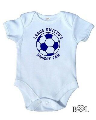 Leeds United Babygrow