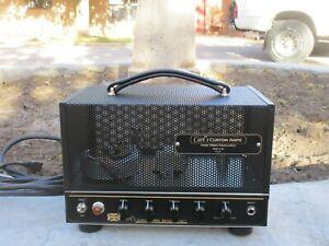 British Custom 7 Head Carl's Custom Amps! 7W JCM 800 Plexi! Video Demo!