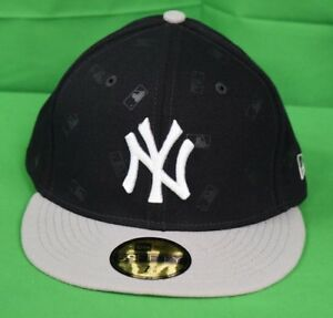 89d05cdc5f New Era 59Fifty MLB New York Yankees Fitted Hat Cap New 7 3 8