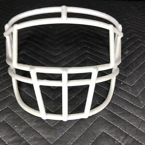 Schutt-Super-Pro-EGOP-I-Adult-Football-Helmet-Facemask-White