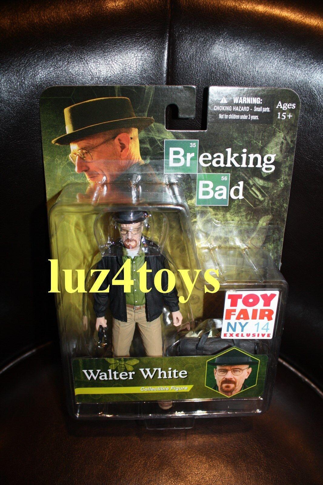 Mezco breaking bad heisenberg walter Weiß khaki - hosen toy fair exklusive bild