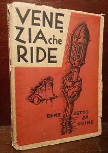 Umorismo-Barzellette-Benedetto-da-Udine-Venezia-che-ride-1931-proverbi-motti
