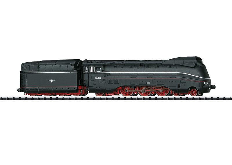 Minitrix 16041 Scala N Locomotiva a Vapore Br 03.10 DRG SUONO o Movimento