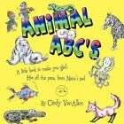 Animal Abc's Little Book Make You Glad Hot off Press Nana S Pad by VANALLEN Cind