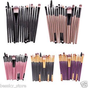 Pro15-Pcs-Eye-Shadow-Foundation-Eyebrow-Lip-Brush-Makeup-Brushes-Set-Tool