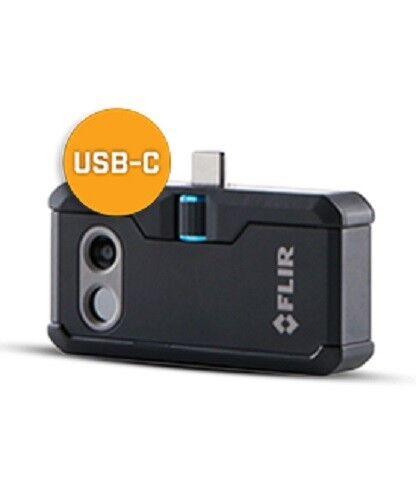 FLIR ONE PRO Android USB-C Wärmebildkamera -20 - 400°C 160x120 Pixel neue 3.Gen.