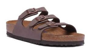 8 Moca Women Size 3 Mocca Bed Straps Florida Sandals Foot Three Birkenstock Soft Uk FqROF7