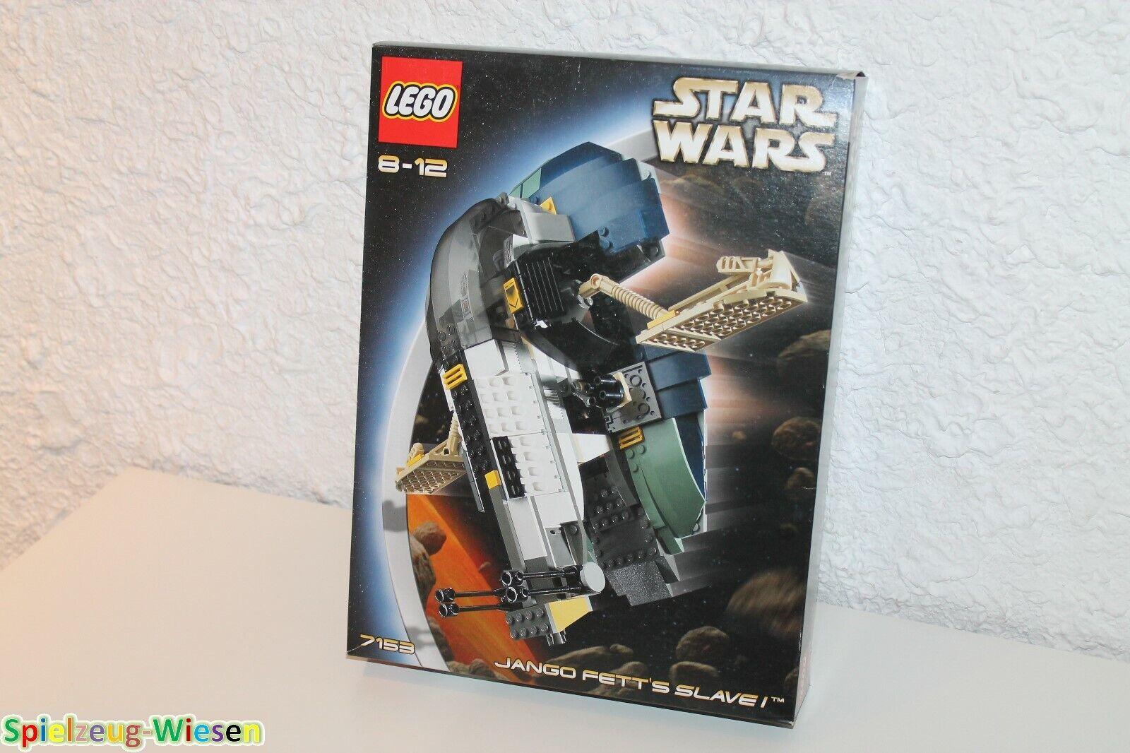 LEGO® STAR WARS™ 7153 Jango Fett´s Slave I™ - NEU