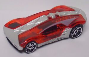 2005 Hot Wheels First Editions Realistix Split Decision #015-Silver Paint