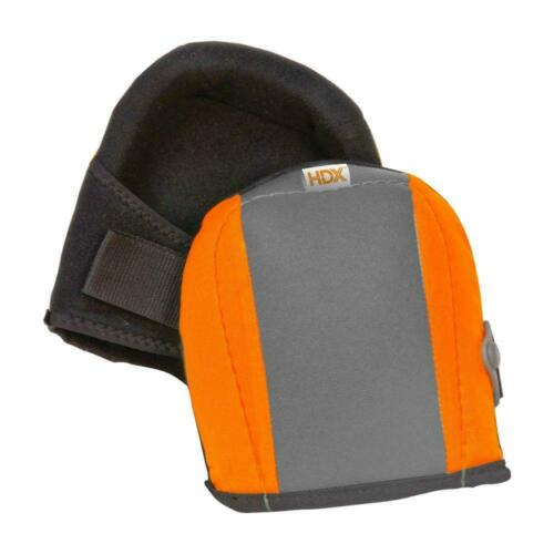HDX Knee Pads Comfort Grip Anti-Slip Protection Helps Manage Sweat Soft Fabric