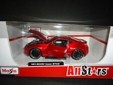 Maisto Nissan 370Z 2009 Candy Red All-Stars 1/24 31353R