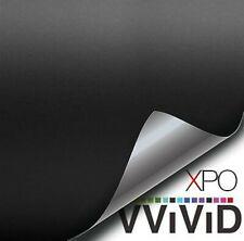 Vvivid Matte Black Vinyl Wrap Adhesive Film Air Release Decal Sheet 18 X 60