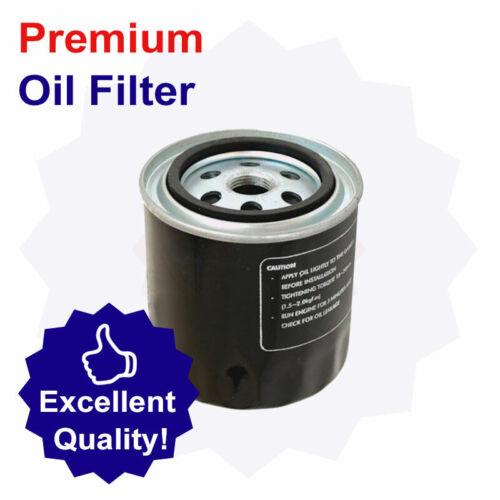 Premium Oil Filter for Nissan Elgrand 3.2 05//97-12//99