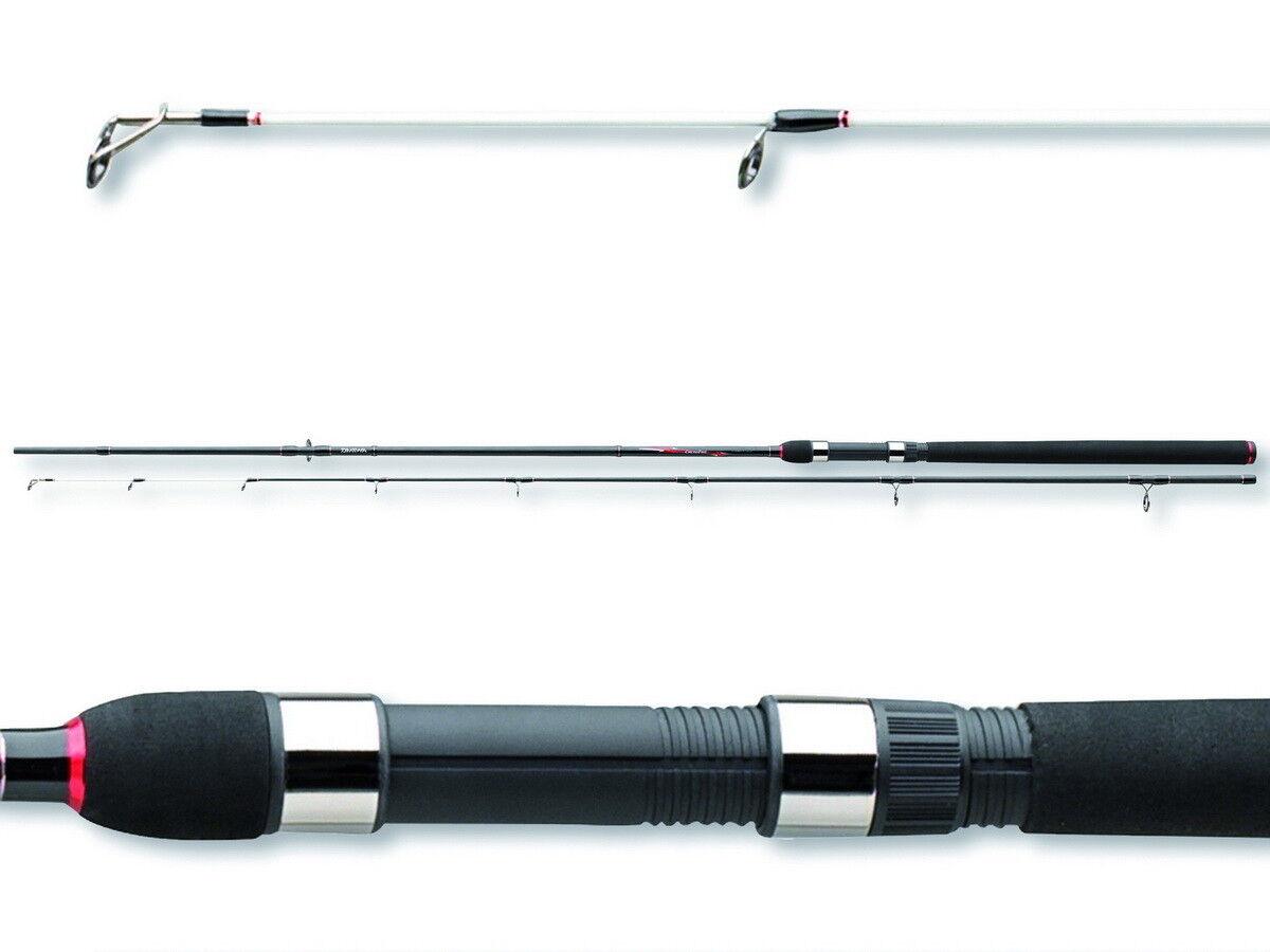 Daiwa Crossfire eel 802mh 2tlg. 30-95g 2.40m aalrute motivo vara