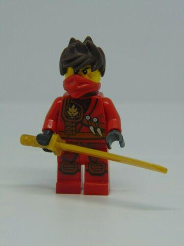 Genuine Lego Ninjago Kai Tournament of Elements  Mini Figure njo187