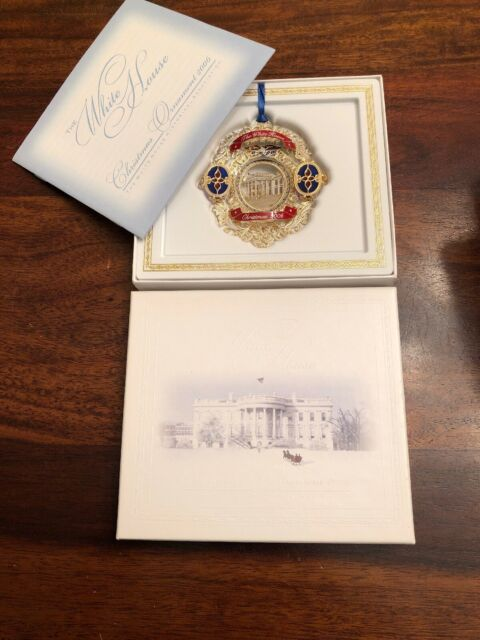 The White House Association 2006 Christmas Ornament/Orig ...