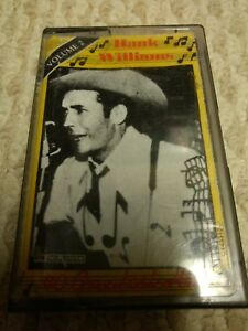 HANK WILLIAMS 40 Greatest Hits Vol 2 CASSETTE TAPE Country Polydor Records