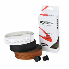 Cinta de manillar GES Microfibra BLANCO | Handlebar tape GES microfiber WHITE